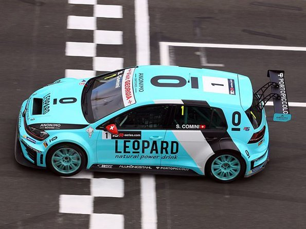 Anonimo  - Partner of Leopard Racing teams