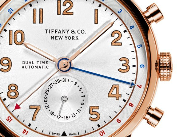 Tiffany & Co. - CT60® Dual Time