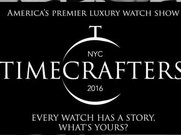 TimeCrafters - New York: watchmaking capital of the USA?