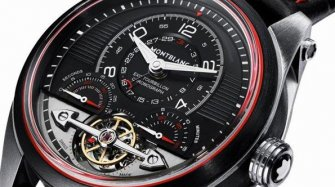 Timewalker Exotourbillon Minute Chonograph Limited Edition 100 Innovation and technology