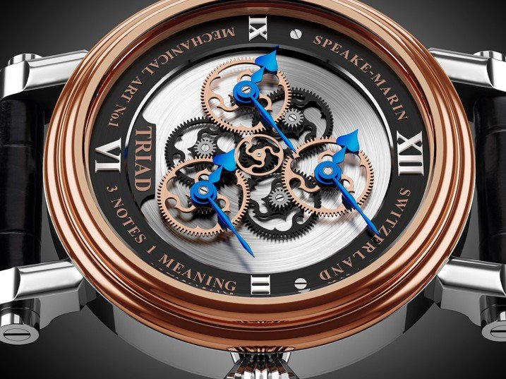 Speake-Marin - Metaphorical Triad - Trends and style
