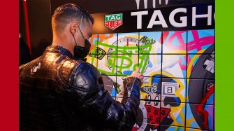 Alec Monopoly x TAG Heuer Trends and style