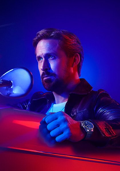 TAG Heuer unveils its latest Carrera  – and enlists Ryan Gosling