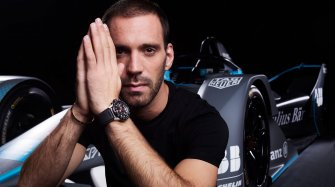 Jean-Éric Vergne newest Brand Ambassador People and interviews