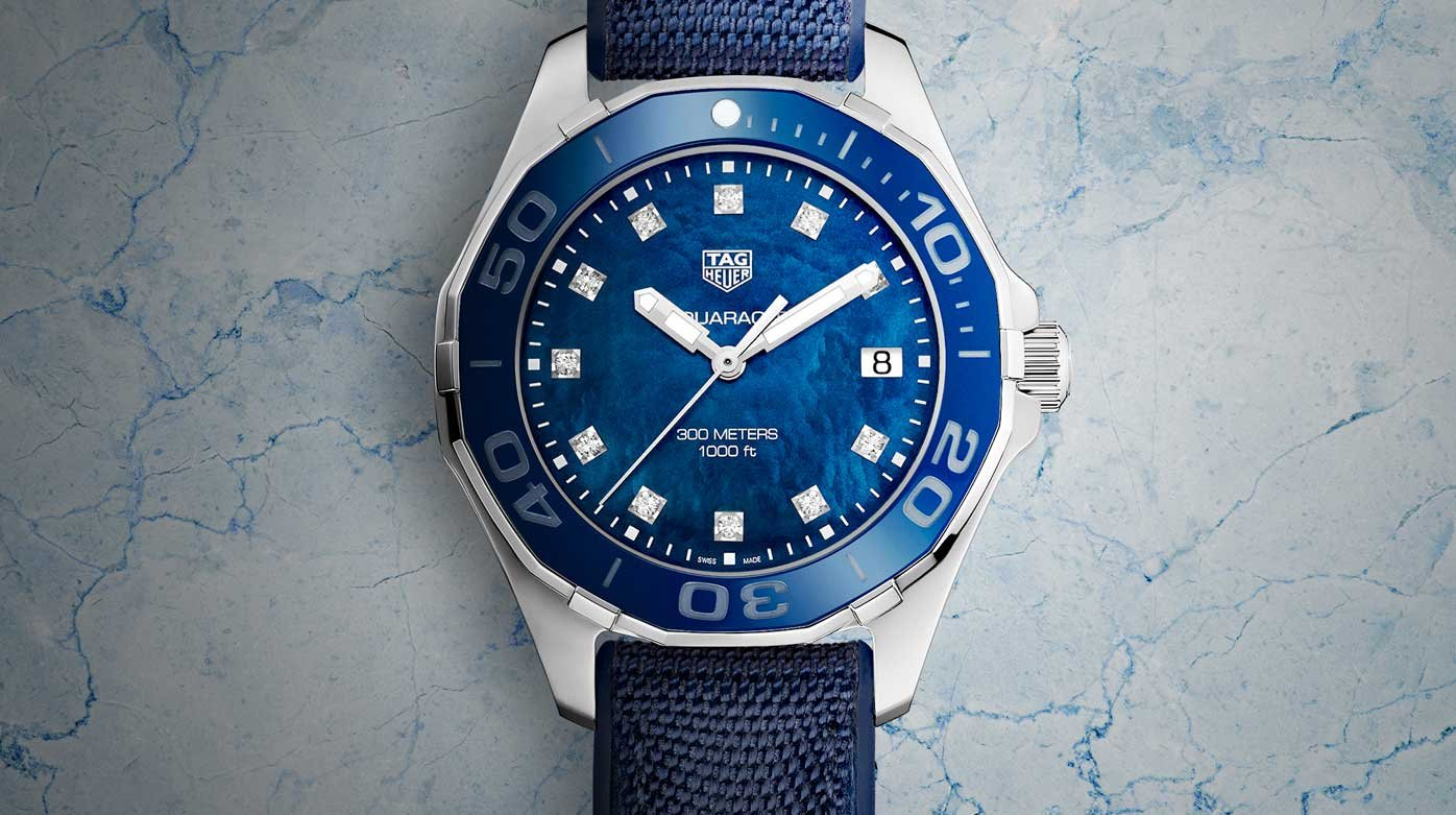 TAG Heuer - Aquaracer Lady 300 M 35 mm