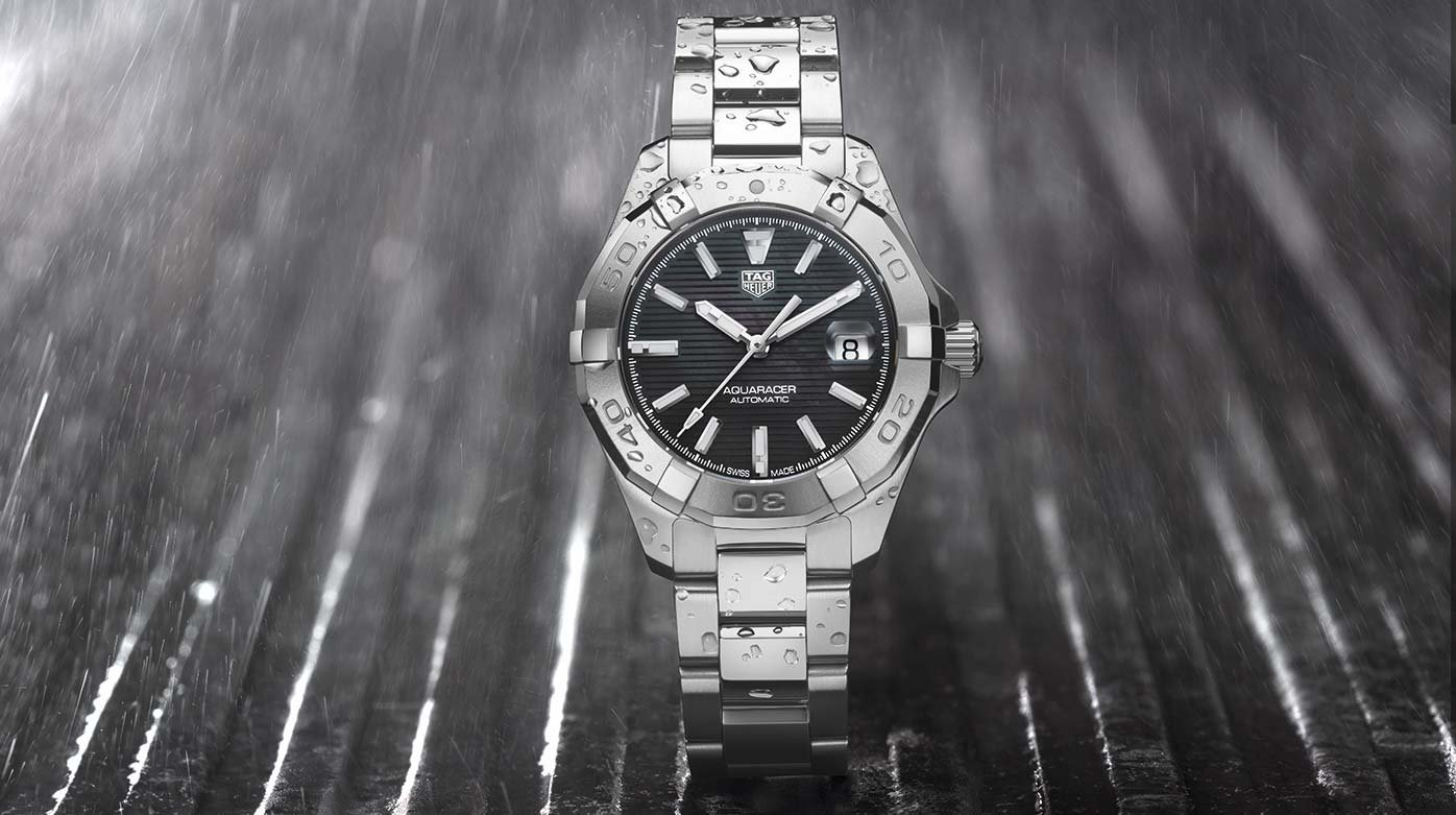 TAG Heuer - Aquaracer Lady Calibre 9 Automatique