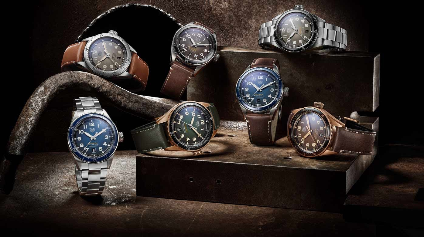 TAG Heuer - Autavia, back on track