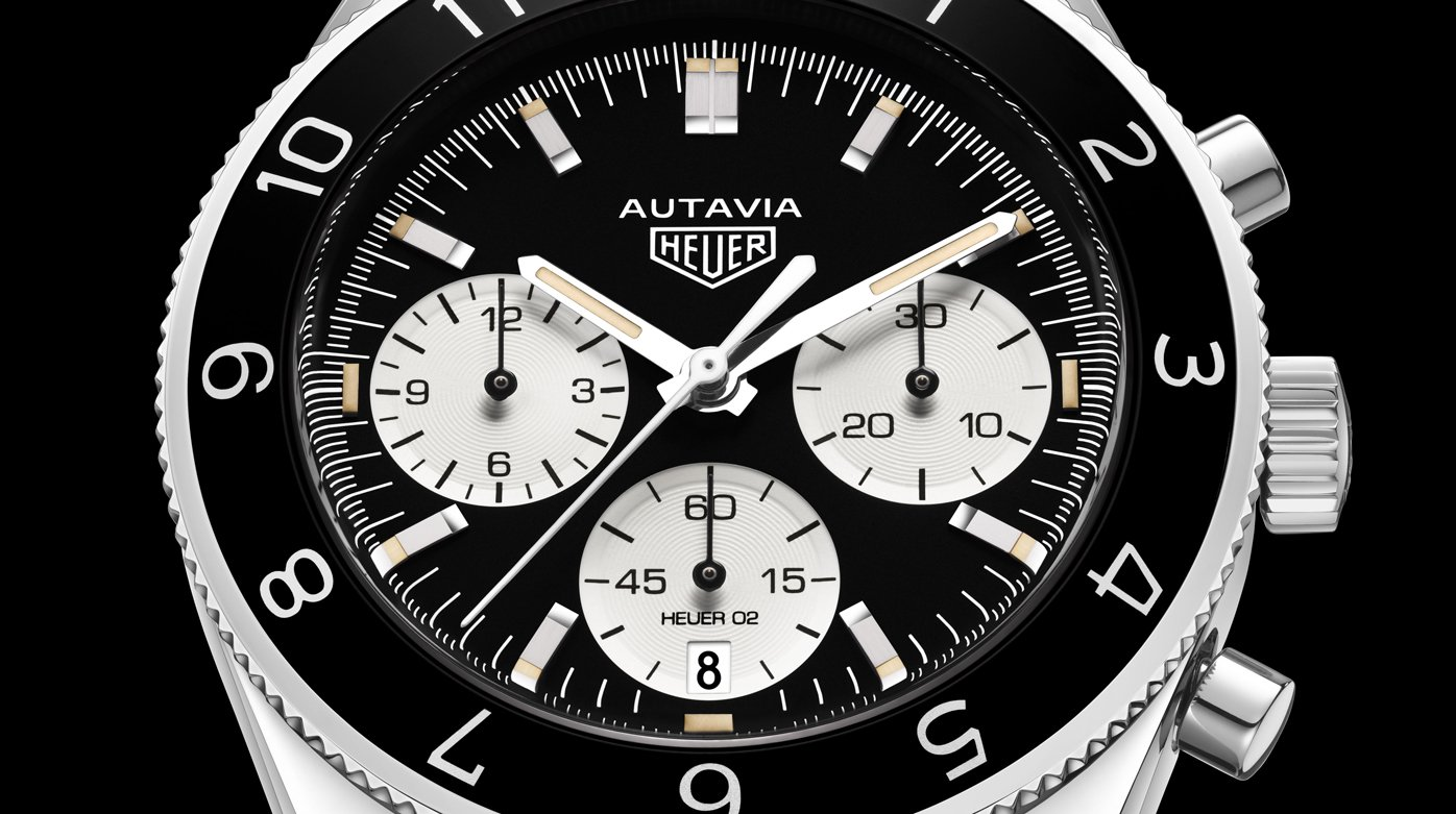 TAG Heuer - The Autavia's big comeback