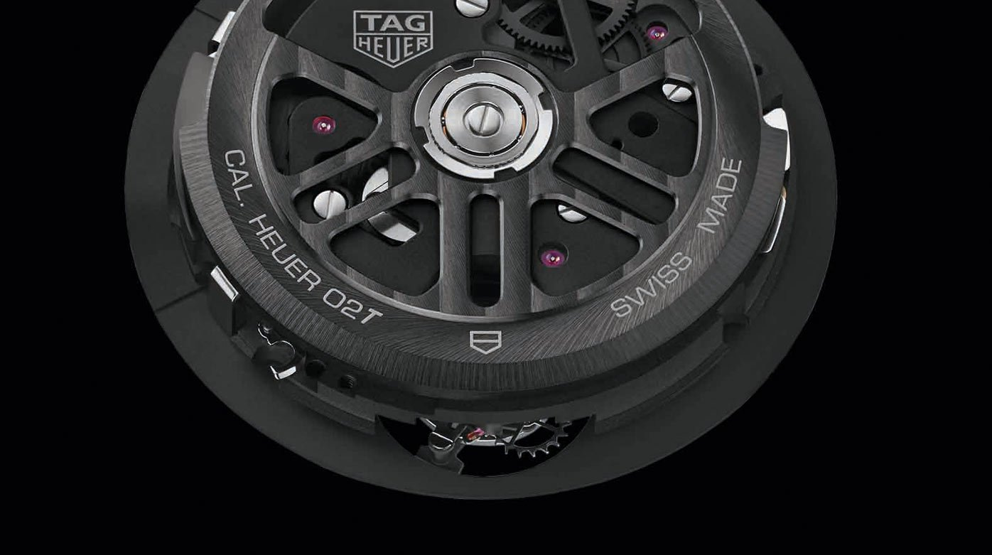TAG Heuer - More than 700 tourbillon movements COSC certified