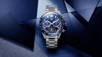 The New TAG Heuer Carrera Heuer 02T Trends and style