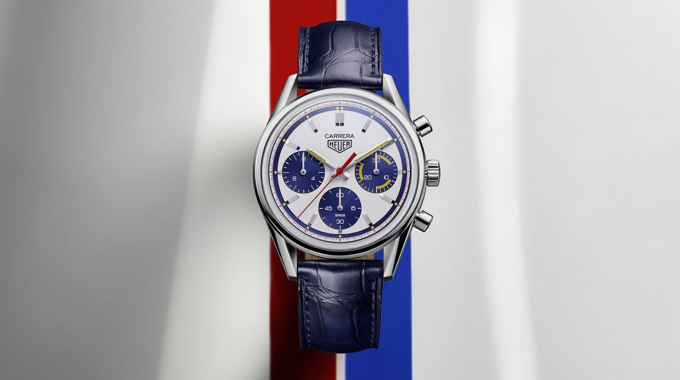 TAG Heuer - TAG Heuer Carrera 160 Years Montreal Limited Edition