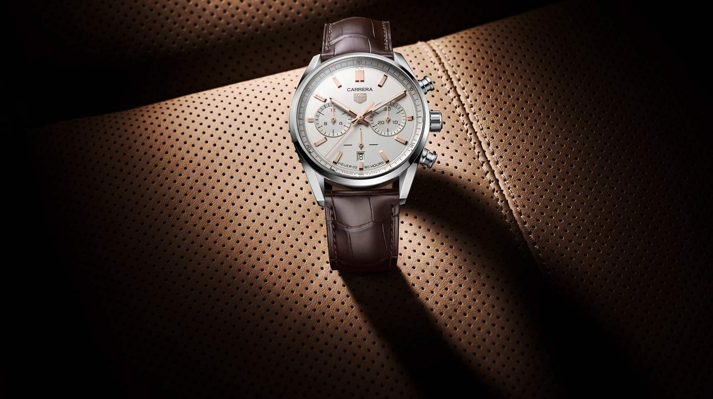 Tag Heuer - Carrera's new career