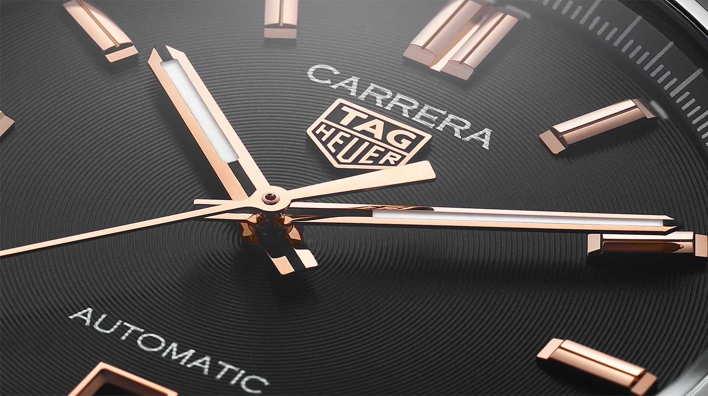 TAG Heuer - TAG Heuer unveils its latest Carrera  – and enlists Ryan Gosling
