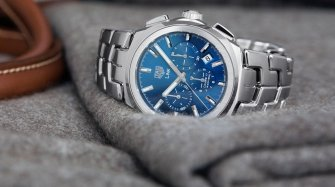Link Chronograph  Trends and style