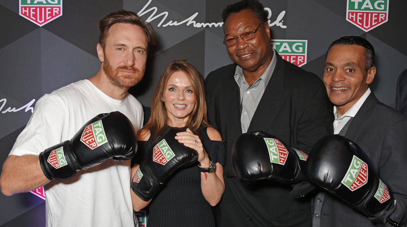 TAG Heuer - An evening to honour Muhammad Ali