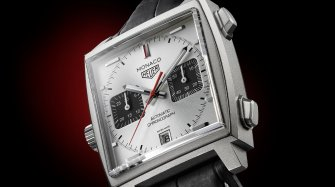 TAG Heuer Monaco Trends and style