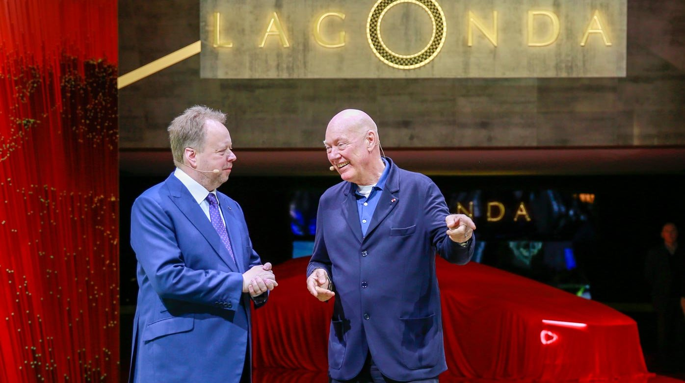 TAG Heuer - Interview de Jean-Claude Biver