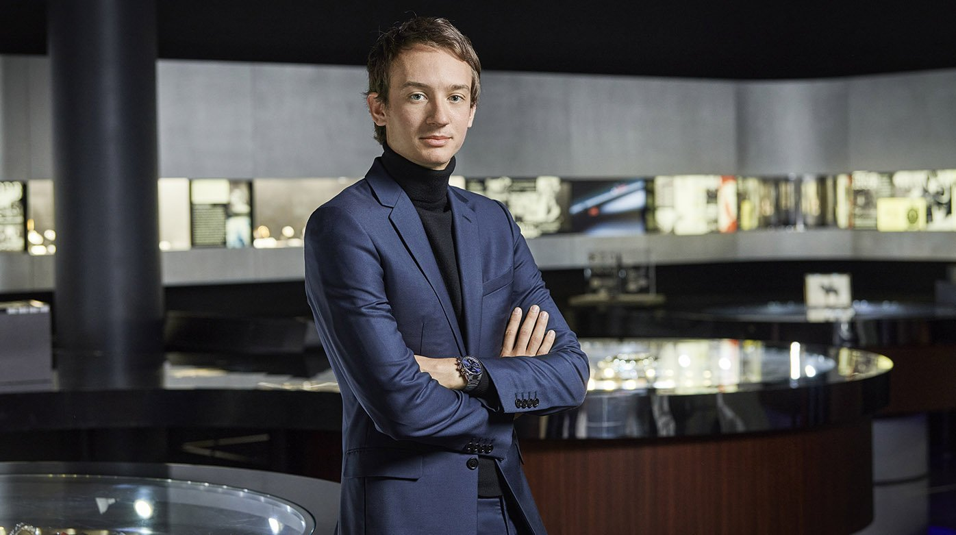 TAG Heuer - Interview of Frédéric Arnault, CEO of the Brand