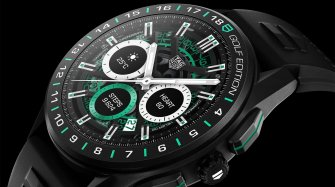 Connected Watch Golf Edition  Style & Tendance