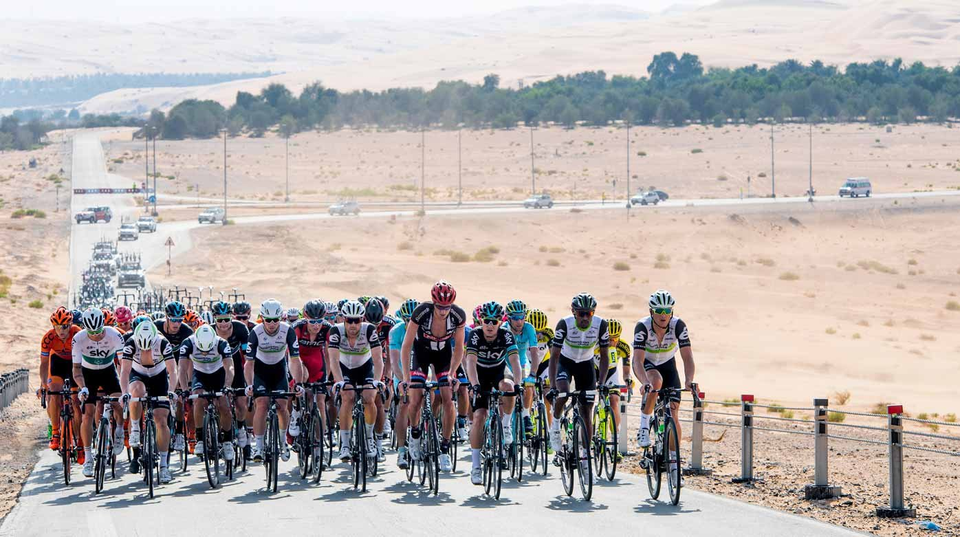 TAG Heuer - Cycling : Abu Dhabi Tour and Amgen Tour of California
