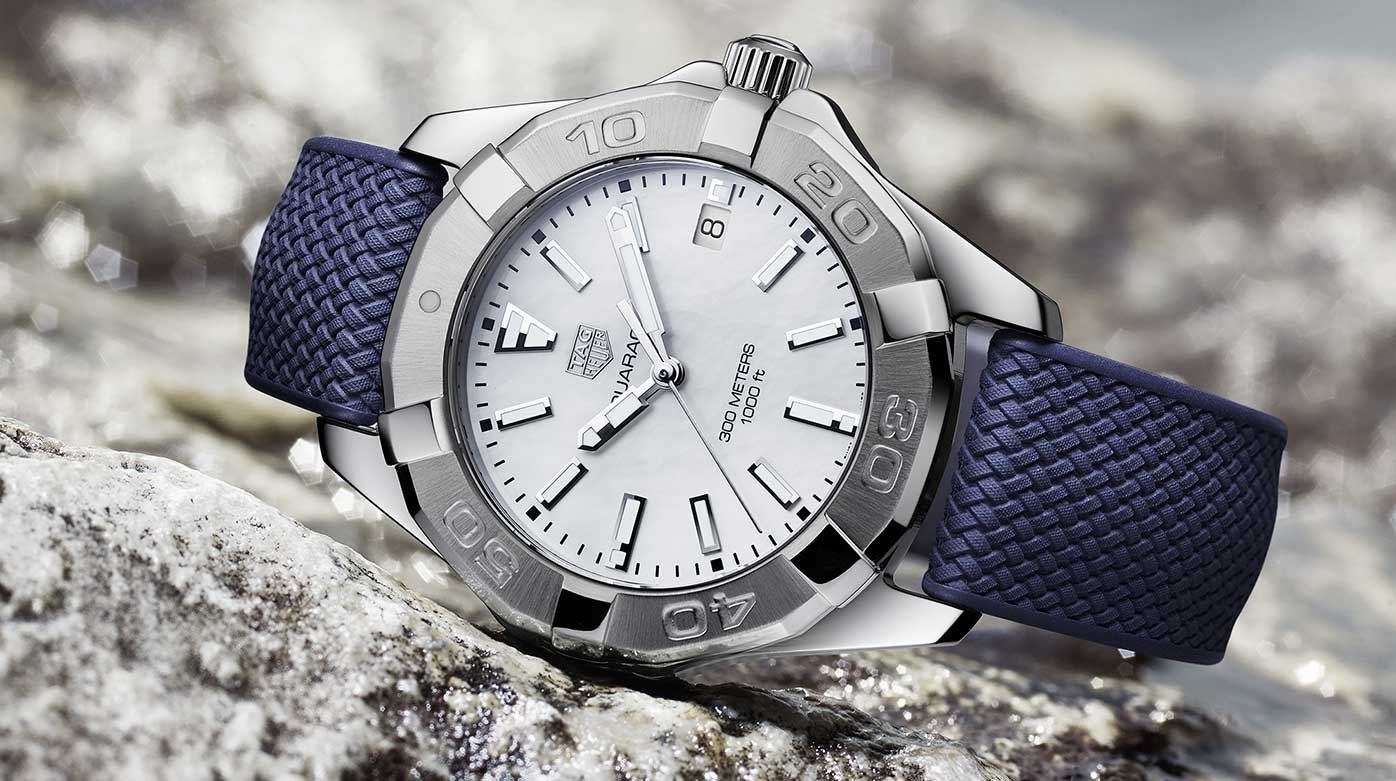 TAG Heuer - New Aquaracer for ladies