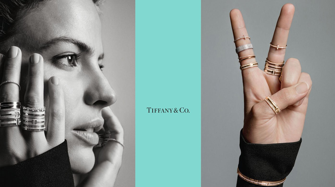 Tiffany & Co. - New campaign celebrating individual style