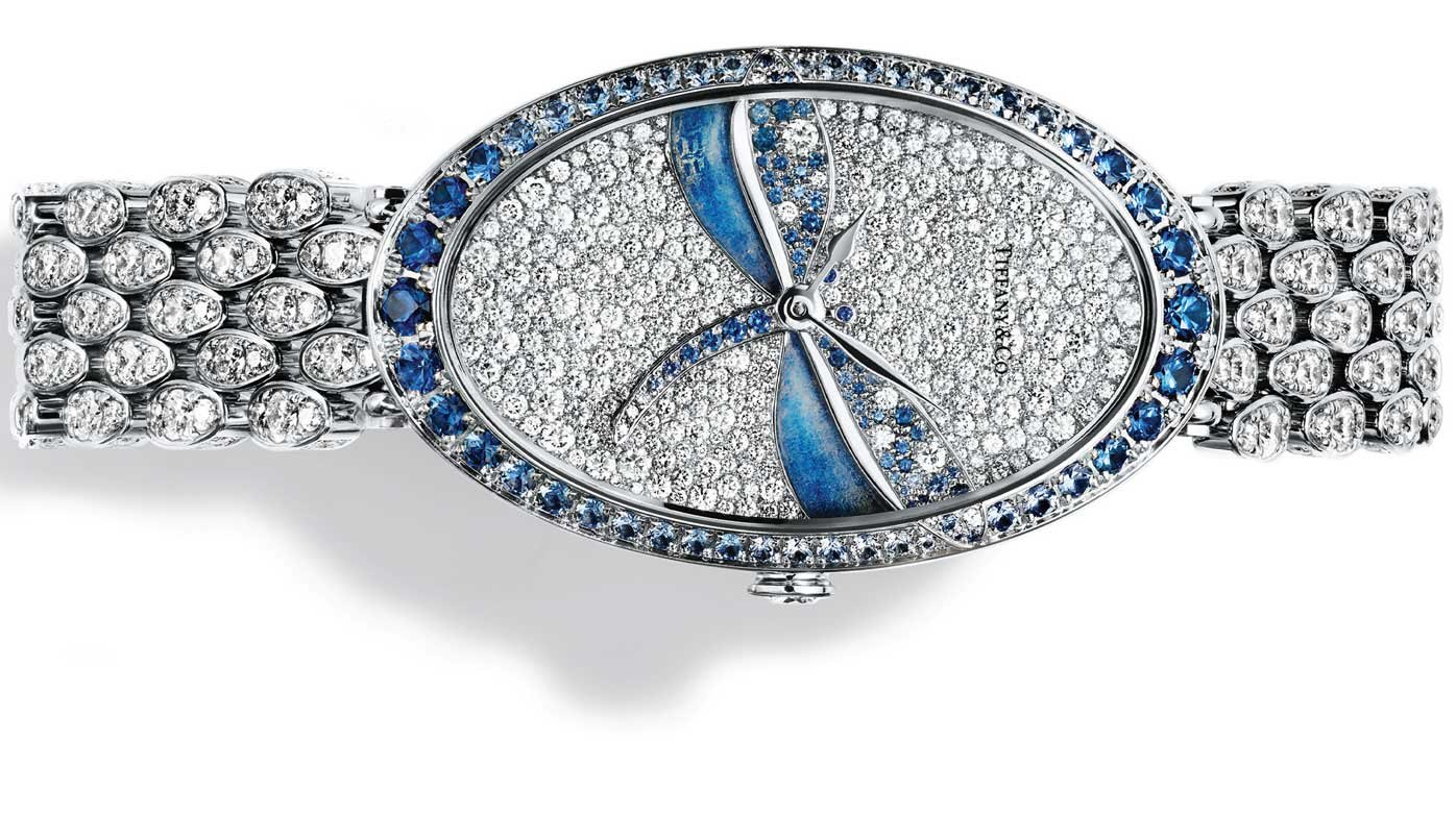 Tiffany & Co. - Les montres du Blue Book 2017