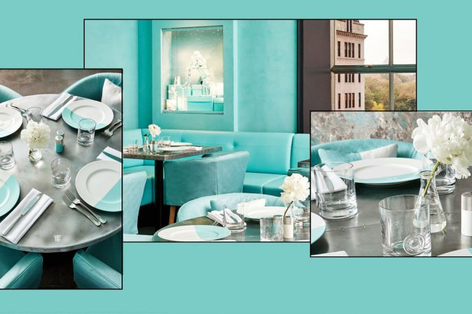 Breakfast at Tiffany's – Maybe even lunch Retail