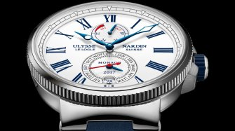 Marine Chronometer Annual Calendar Monaco Trends and style