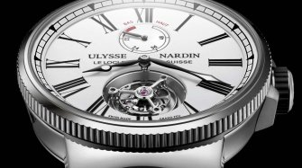 Marine Tourbillon Grand Feu Trends and style