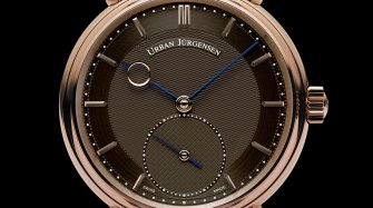 Reference 1140L RG Brown Dial Style & Tendance