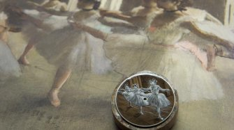 Capturing movement and the choregraphy of time Brands