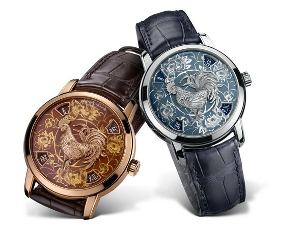 Vacheron Constantin - Métiers d'Art The legend of the Chinese zodiac Year of the rooster