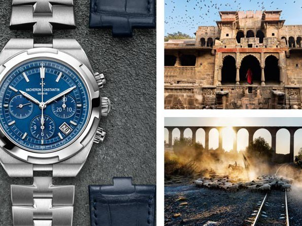 Vacheron Constantin - Brand new Overseas models