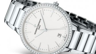 Patrimony Contemporaine small white gold model Trends and style