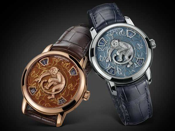 Vacheron Constantin The Legend Of The Chinese Zodiac The Monkey
