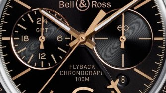 BR 126 Sport Heritage GMT & Flyback Style & Tendance