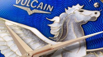 50S Presidents' «Pegasus» Enamel Trends and style