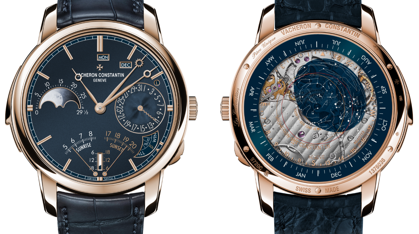 Vacheron Constantin - Les Cabinotiers Astronomical striking grand complication