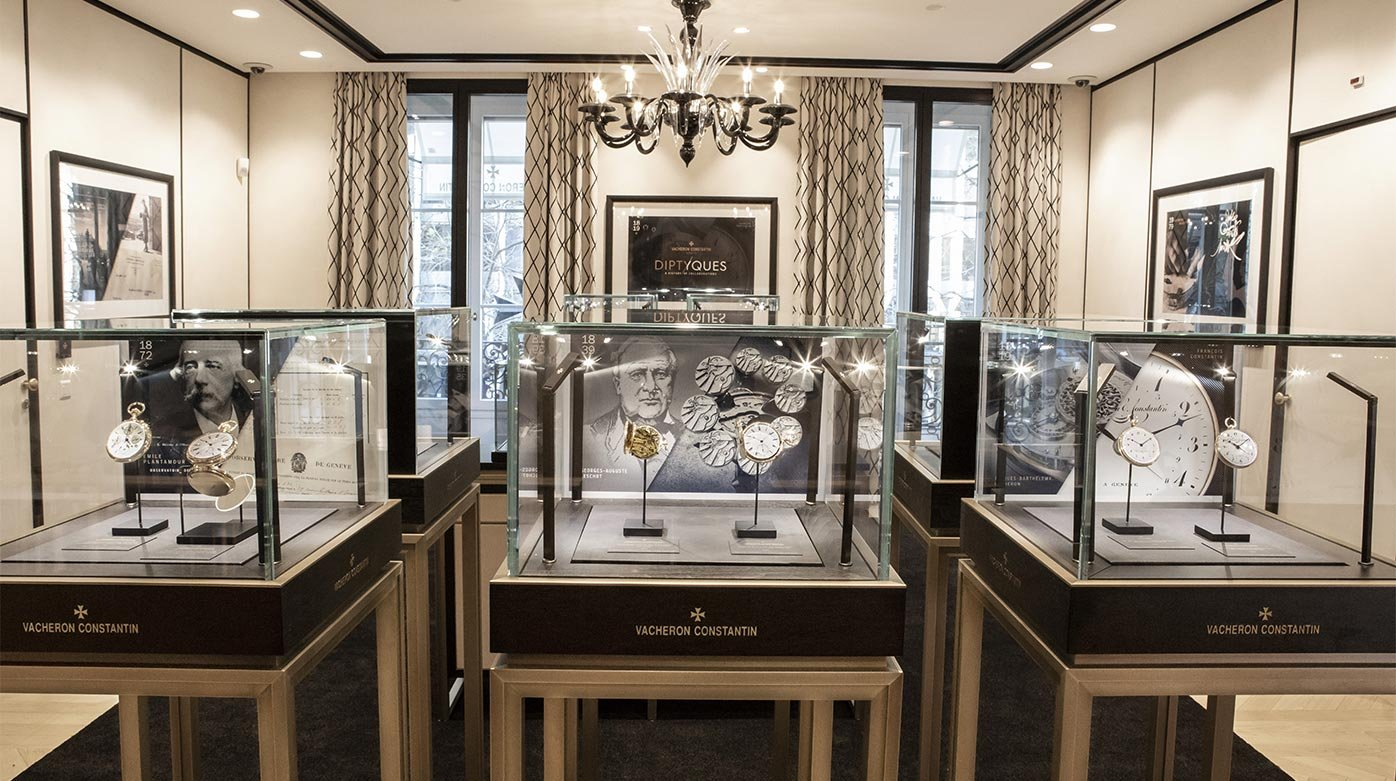 "Vacheron Constantin - ""Diptyques"" - A History of Collaborations"