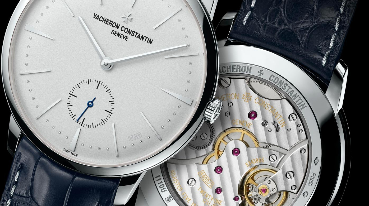 Vacheron Constantin - Patrimony Excellence Platine Collection