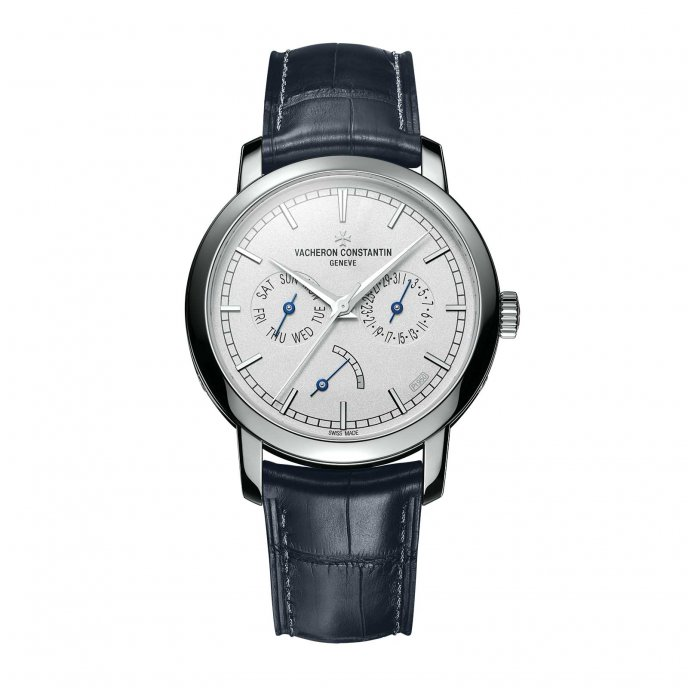 Traditionnelle day-date and power reserve collection excellence platine
