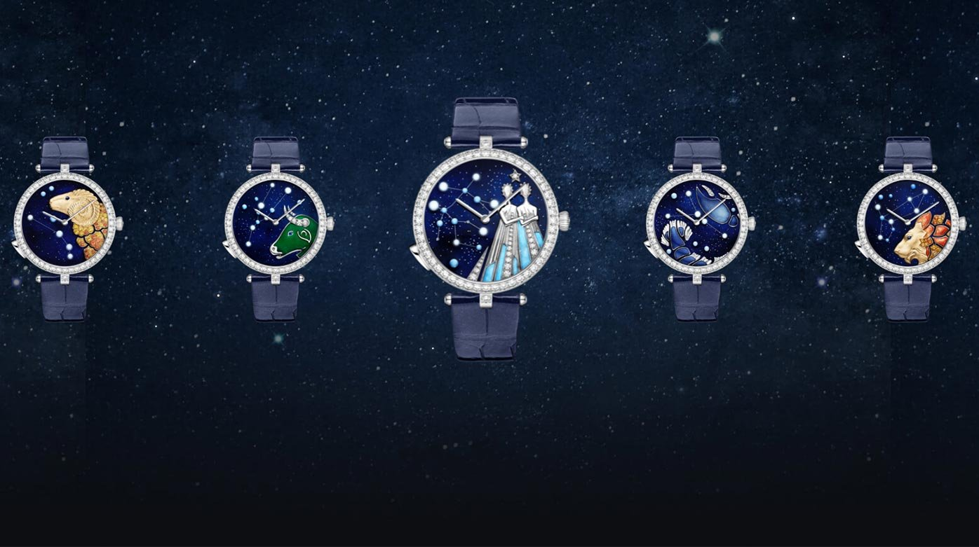 Van Cleef & Arpels - Read the future in the stars