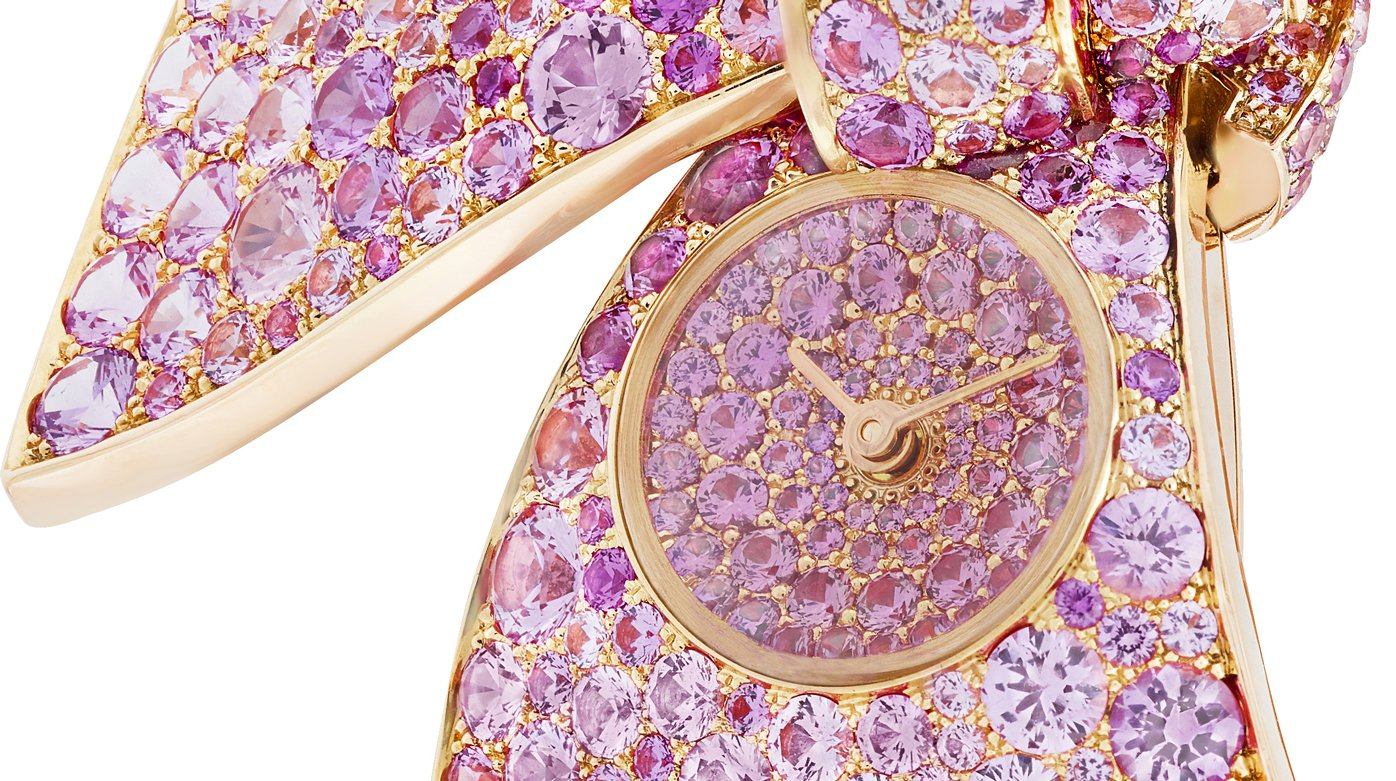 Van Cleef & Arpels - Ruban Secret watch