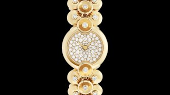 Montre Bouton d'Or
