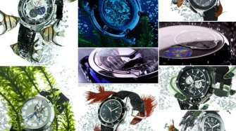 Portraits of watches by Denis Hayoun