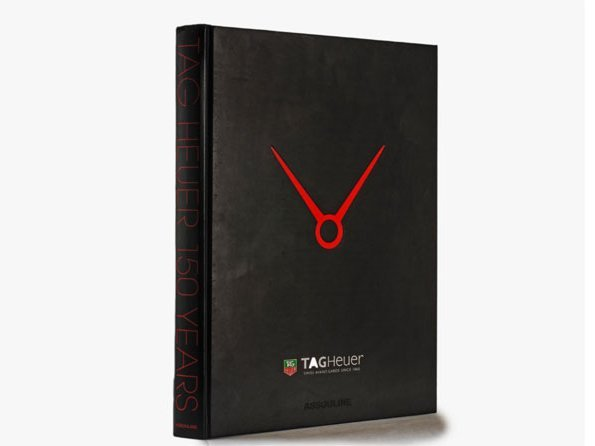 Summer competition tag heuer years anniversary book
