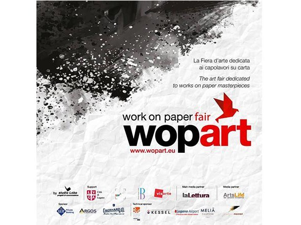 Eberhard & Co. - Supporting WopArt Lugano