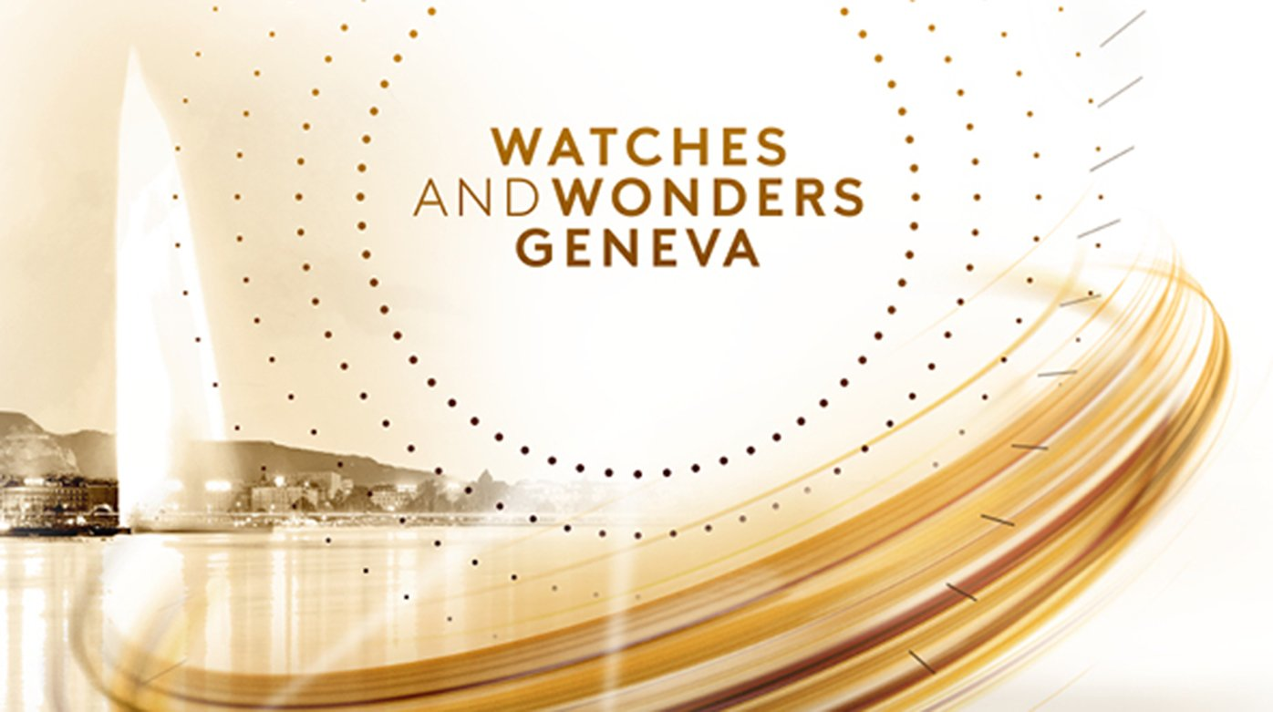 Watches and Wonders Geneva - Physical Salon in 2022