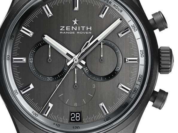 Zenith - Video. Zenith & Land Rover